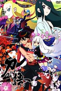 Katanagatari - Poster / Capa / Cartaz - Oficial 1