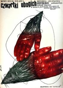 Czwartki ubogich - Poster / Capa / Cartaz - Oficial 2