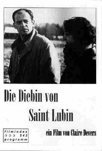 La voleuse de Saint-Lubin  - Poster / Capa / Cartaz - Oficial 2