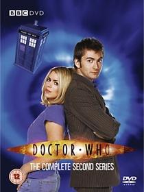 Doctor Who (2ª Temporada) - Poster / Capa / Cartaz - Oficial 5