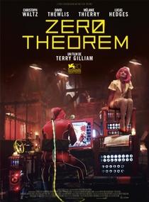 O Teorema Zero - Poster / Capa / Cartaz - Oficial 6