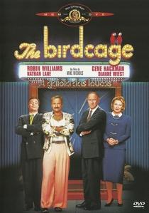 The Birdcage - A Gaiola das Loucas - Poster / Capa / Cartaz - Oficial 3