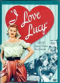 I Love Lucy (5ª temporada) - Poster / Capa / Cartaz - Oficial 1