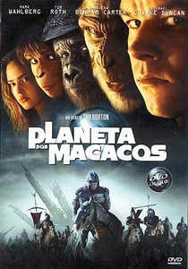 Planeta dos Macacos - Poster / Capa / Cartaz - Oficial 1