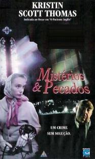 Mistérios & Pecados - Poster / Capa / Cartaz - Oficial 2