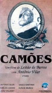 Camões: Erros Meus, Má Fortuna, Amor Ardente - Poster / Capa / Cartaz - Oficial 1