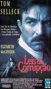 Leis da Corrupção - Poster / Capa / Cartaz - Oficial 1