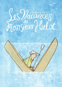 As Férias do Sr. Hulot - Poster / Capa / Cartaz - Oficial 21