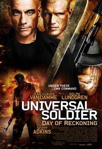 Soldado Universal 4 - Juízo Final - Poster / Capa / Cartaz - Oficial 2