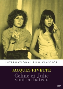 Céline e Julie Vão de Barco - Poster / Capa / Cartaz - Oficial 2