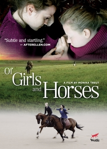 Of Girls and Horses - Poster / Capa / Cartaz - Oficial 1