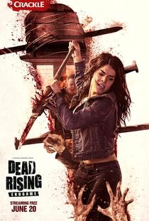 Dead Rising: Endgame - Poster / Capa / Cartaz - Oficial 9
