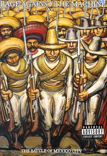 Rage Against The Machine: The Battle of Mexico City - Poster / Capa / Cartaz - Oficial 1