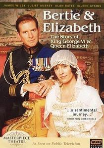 Bertie e Elizabeth - Poster / Capa / Cartaz - Oficial 1