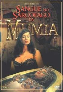 Sangue no Sarcófago da Múmia - Poster / Capa / Cartaz - Oficial 2