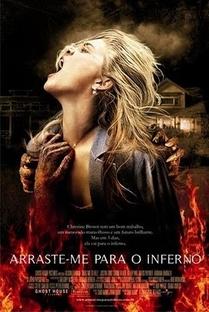 Arraste-me para o Inferno - Poster / Capa / Cartaz - Oficial 1