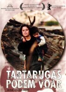 Tartarugas Podem Voar - Poster / Capa / Cartaz - Oficial 5