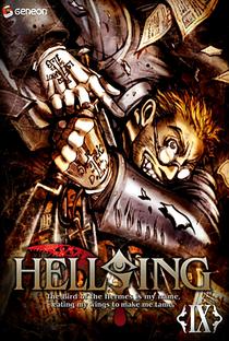 Hellsing Ultimate - Poster / Capa / Cartaz - Oficial 17