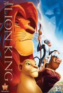 O Rei Leão - Poster / Capa / Cartaz - Oficial 10
