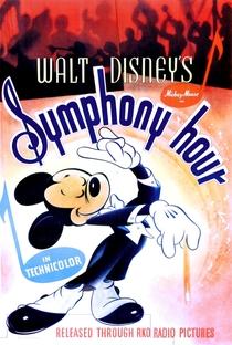 Hora da Sinfonia - Poster / Capa / Cartaz - Oficial 1