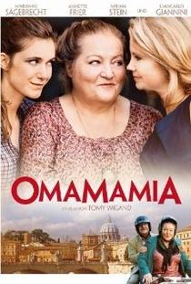 Omamamia - Poster / Capa / Cartaz - Oficial 1