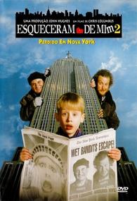 Esqueceram de Mim 2 - Perdido em Nova York - Poster / Capa / Cartaz - Oficial 1