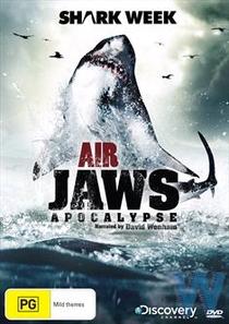 Tubarão: Predador Aéreo - Poster / Capa / Cartaz - Oficial 1