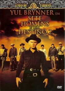 A Volta dos Sete Homens - Poster / Capa / Cartaz - Oficial 4