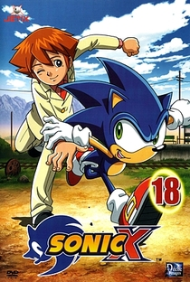 Sonic X (2ª Temporada) - Poster / Capa / Cartaz - Oficial 22
