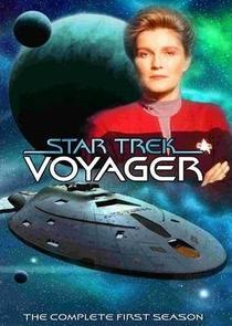 Jornada nas Estrelas: Voyager (1ª Temporada) - Poster / Capa / Cartaz - Oficial 2