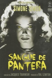 Sangue de Pantera - Poster / Capa / Cartaz - Oficial 3