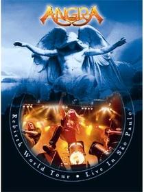 Angra - Rebirth World Tour: Live in São Paulo - Poster / Capa / Cartaz - Oficial 1