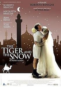 O Tigre e a Neve - Poster / Capa / Cartaz - Oficial 2