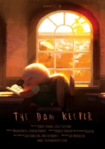The Dam Keeper - Poster / Capa / Cartaz - Oficial 1