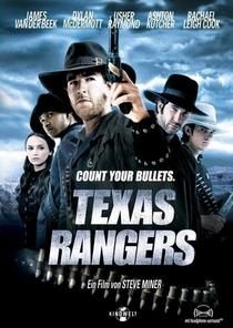 Texas Rangers - Acima da Lei - Poster / Capa / Cartaz - Oficial 3