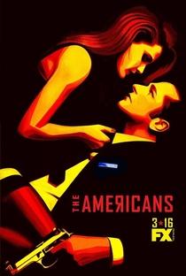 The Americans (4ª Temporada) - Poster / Capa / Cartaz - Oficial 1