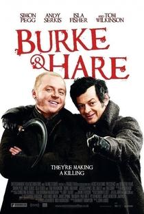 Burke e Hare - Poster / Capa / Cartaz - Oficial 3