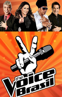 The Voice Brasil (3ª Temporada) - Poster / Capa / Cartaz - Oficial 1