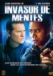 Invasores de Mentes - Poster / Capa / Cartaz - Oficial 2