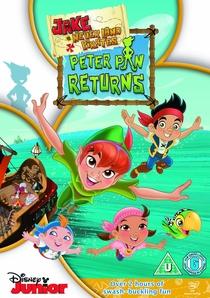 Jake e os Piratas da Terra do Nunca: O Retorno de Peter Pan - Poster / Capa / Cartaz - Oficial 2