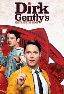 Dirk Gently's Holistic Detective Agency (2ª Temporada) - Poster / Capa / Cartaz - Oficial 2