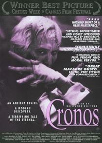 Cronos - Poster / Capa / Cartaz - Oficial 4