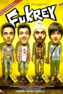 Fukrey - Poster / Capa / Cartaz - Oficial 1