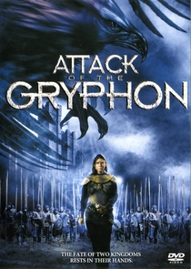 Attack of the Gryphon - Poster / Capa / Cartaz - Oficial 1