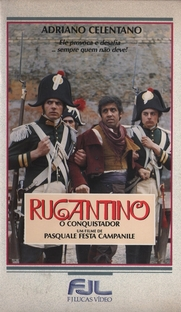 Rugantino - O Conquistador  - Poster / Capa / Cartaz - Oficial 1