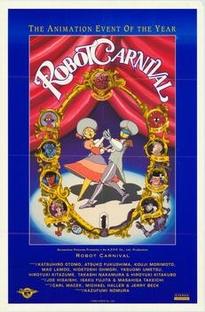 Robot Carnival - Poster / Capa / Cartaz - Oficial 3