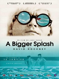 A Bigger Splash - Poster / Capa / Cartaz - Oficial 1