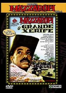 O Grande Xerife - Poster / Capa / Cartaz - Oficial 1