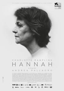 Hannah - Poster / Capa / Cartaz - Oficial 1