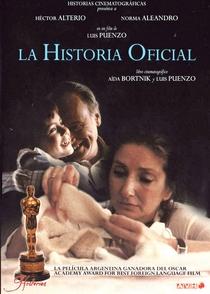 A História Oficial - Poster / Capa / Cartaz - Oficial 3